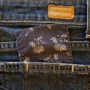 Paige Hollywood Hills bootcut jeans